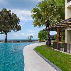 Отель Baan Sansuk Beachfront Condominium Таиланд, Хуахин - отзывы, цены и фото номеров - забронировать отель Baan Sansuk Beachfront Condominium онлайн бассейн