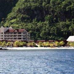 Отель Buccament Bay Resort - Все включено Остров Бекия приотельная территория фото 2