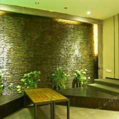 Отель Sotel Inn Cultura Hotel Zhongshan Branch Китай, Чжуншань - отзывы, цены и фото номеров - забронировать отель Sotel Inn Cultura Hotel Zhongshan Branch онлайн сауна