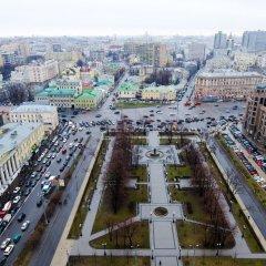Апартаменты LUXKV Apartment on Kudrinskaya Square фото 2