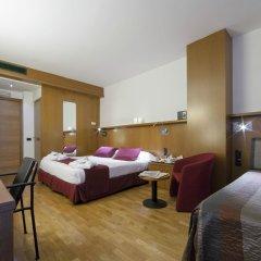 Отель Carlyle Brera Милан комната для гостей