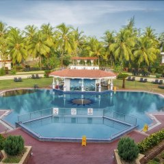 Отель Heritage Village Club Гоа бассейн