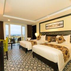 Отель Le Pavillon Hoi An Luxury Resort & Spa комната для гостей фото 3