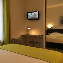 Boulogne Résidence Hotel Булонь-Бийанкур комната для гостей