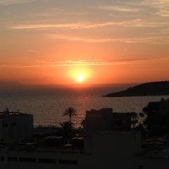 Отель Apartamentos Sol y Vera пляж