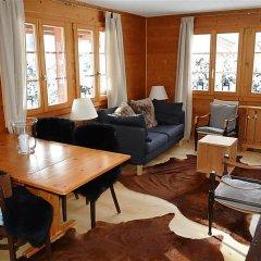 Отель Les Hivernants (EG rechts) комната для гостей