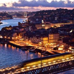 Pestana Vintage Porto Hotel And World Heritage Site Порту пляж