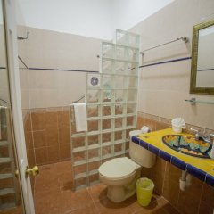 Hotel Del Peregrino ванная