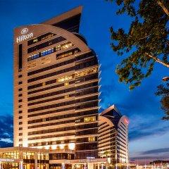 Hilton Bursa Convention Center & Spa Турция, Бурса - отзывы, цены и фото номеров - забронировать отель Hilton Bursa Convention Center & Spa онлайн приотельная территория