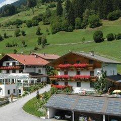 Hotel Haller Рачинес-Ратскингс приотельная территория фото 2