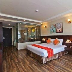 Отель Hoang Ha Sapa Hotel Вьетнам, Шапа - отзывы, цены и фото номеров - забронировать отель Hoang Ha Sapa Hotel онлайн комната для гостей фото 3