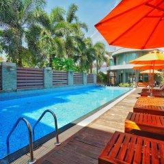 Отель Baan Suwantawe Таиланд, Пхукет - отзывы, цены и фото номеров - забронировать отель Baan Suwantawe онлайн бассейн фото 2