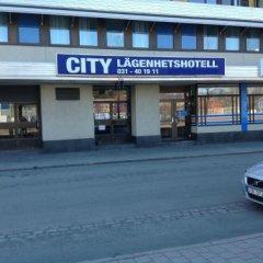 Отель City Apartment Hotel Швеция, Гётеборг - отзывы, цены и фото номеров - забронировать отель City Apartment Hotel онлайн парковка
