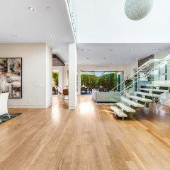 Отель Villa Mode США, Лос-Анджелес - отзывы, цены и фото номеров - забронировать отель Villa Mode онлайн фитнесс-зал фото 3
