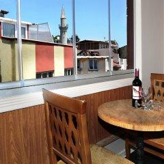 Sur Hotel Sultanahmet балкон