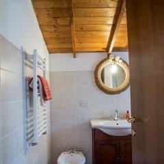 Отель Olive Tree Hill Италия, Дзагароло - отзывы, цены и фото номеров - забронировать отель Olive Tree Hill онлайн ванная