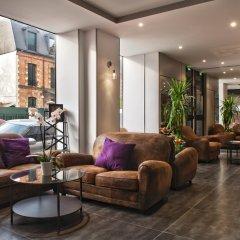 Отель Alpha Tour Eiffel Булонь-Бийанкур интерьер отеля