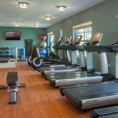 Отель Marriott Stanton South Beach фитнесс-зал фото 3