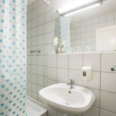 Отель Marco Polo Top Hostel Венгрия, Будапешт - 14 отзывов об отеле, цены и фото номеров - забронировать отель Marco Polo Top Hostel онлайн ванная