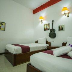 Отель Cabañas Sierra Bonita Мексика, Креэль - отзывы, цены и фото номеров - забронировать отель Cabañas Sierra Bonita онлайн комната для гостей фото 5
