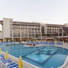 Отель Seher Sun Palace Resort & Spa - All Inclusive бассейн