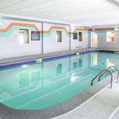 Отель Hampton Inn Jasper бассейн