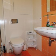 Отель HomeroomsPrague ванная