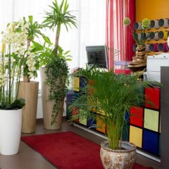 Отель a&t Holiday Hostel Австрия, Вена - 9 отзывов об отеле, цены и фото номеров - забронировать отель a&t Holiday Hostel онлайн интерьер отеля