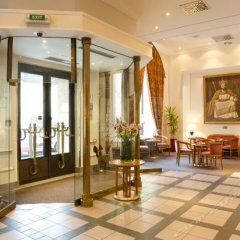Отель Grand Bohemia Прага интерьер отеля фото 3