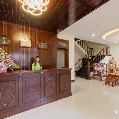 Отель Green Hill Villa Хойан интерьер отеля