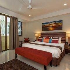 The Somerset Hotel комната для гостей
