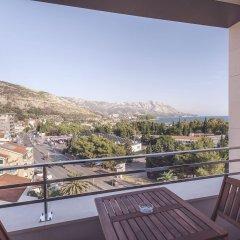 Отель Sky View Luxury Apartments Черногория, Будва - отзывы, цены и фото номеров - забронировать отель Sky View Luxury Apartments онлайн фото 8