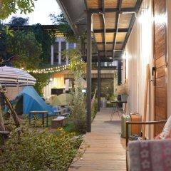 The Yard Hostel балкон