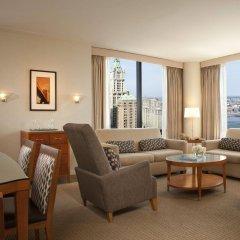 Отель Millennium Hilton New York Downtown США, Нью-Йорк - 1 отзыв об отеле, цены и фото номеров - забронировать отель Millennium Hilton New York Downtown онлайн комната для гостей фото 3