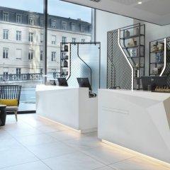 Отель Courtyard by Marriott Paris Gare de Lyon интерьер отеля фото 2