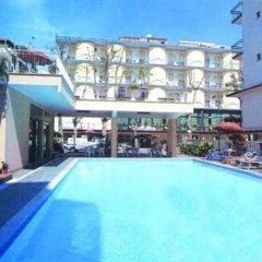 Отель SUSY Римини бассейн фото 2