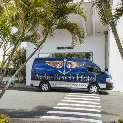 Отель Airlie Beach Эйрли-Бич парковка