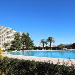 Отель Cannes Marina Golf Франция, Мандельё-ла-Напуль - отзывы, цены и фото номеров - забронировать отель Cannes Marina Golf онлайн бассейн