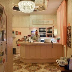 Отель Pension Baronesse Австрия, Вена - 7 отзывов об отеле, цены и фото номеров - забронировать отель Pension Baronesse онлайн интерьер отеля фото 2