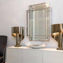 Апартаменты Vienna Prestige Apartments Graben Вена комната для гостей фото 3
