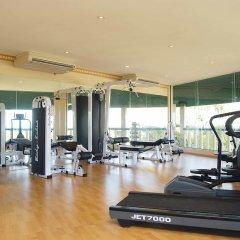 Отель Mangosteen Ayurveda & Wellness Resort фитнесс-зал фото 4