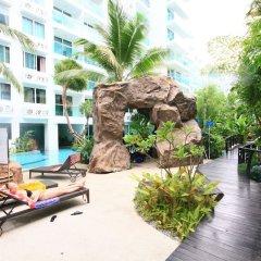 Отель Amazon Condo & Water Park Pattaya Паттайя фото 5