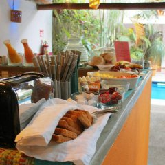 Hotel Petit Mercedes Puerto Vallarta питание
