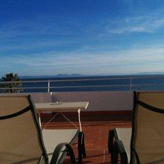 Отель Marina Испания, Курорт Росес - отзывы, цены и фото номеров - забронировать отель Marina онлайн балкон