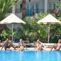 Отель Emira Тунис, Хаммамет - отзывы, цены и фото номеров - забронировать отель Emira онлайн бассейн