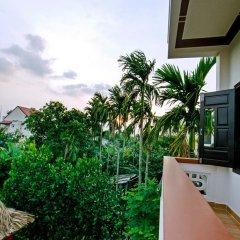 Отель Countryside Garden Homestay Хойан балкон