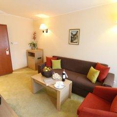 Отель Grand Hotel Murgavets Болгария, Пампорово - отзывы, цены и фото номеров - забронировать отель Grand Hotel Murgavets онлайн комната для гостей фото 3