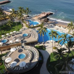 Отель Sunset Plaza Beach Resort & Spa пляж