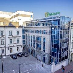 Отель Holiday Inn Krakow City Centre Польша, Краков - 4 отзыва об отеле, цены и фото номеров - забронировать отель Holiday Inn Krakow City Centre онлайн фото 2