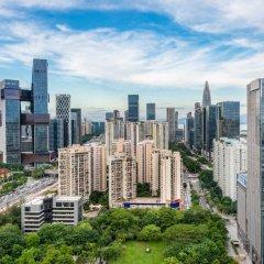 Отель Holiday Inn Shenzhen Donghua Китай, Шэньчжэнь - отзывы, цены и фото номеров - забронировать отель Holiday Inn Shenzhen Donghua онлайн фото 5